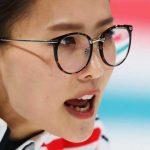 キムウンジョン(カーリング・スキップ)は平野ノラ似&メガネが可愛い!wiki風プロフィール紹介