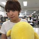 石沢綾子アナが美脚&可愛い!wiki風プロフ(出身・学歴)&恋人は大谷翔平?安田顕?